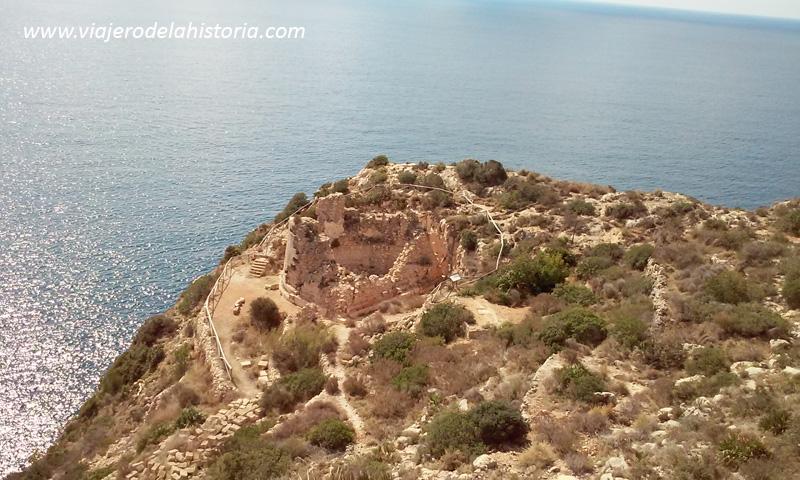 El castillo , Xàbia / Jávea, Alicante