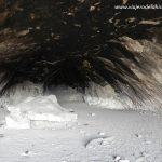 Fotografía del interior de la cueva del Lagrimal