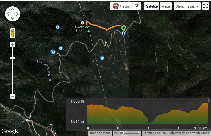 Imagen de la ruta en Wikiloc
