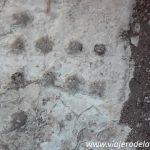 imagen del mancala del Castillo de Salvatierra, Villena, Alicante