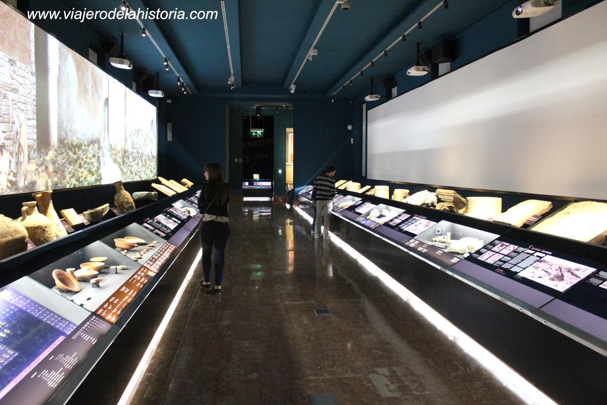 imagen de la Sala de la Cultura Romana, MARQ