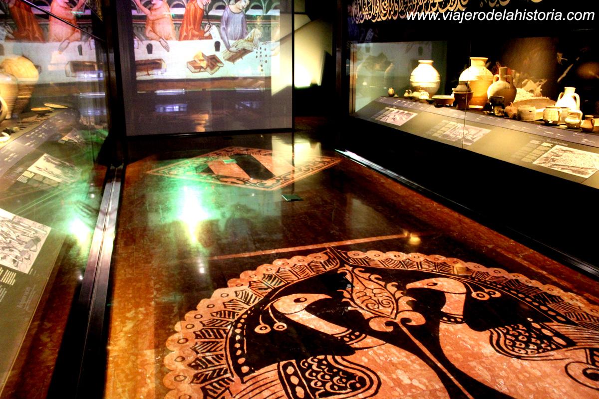 imagen de la Sala de la Edad Media MARQ
