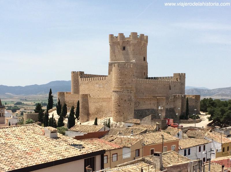 imagen de Castillo de la Atalaya, Villena, Alicante