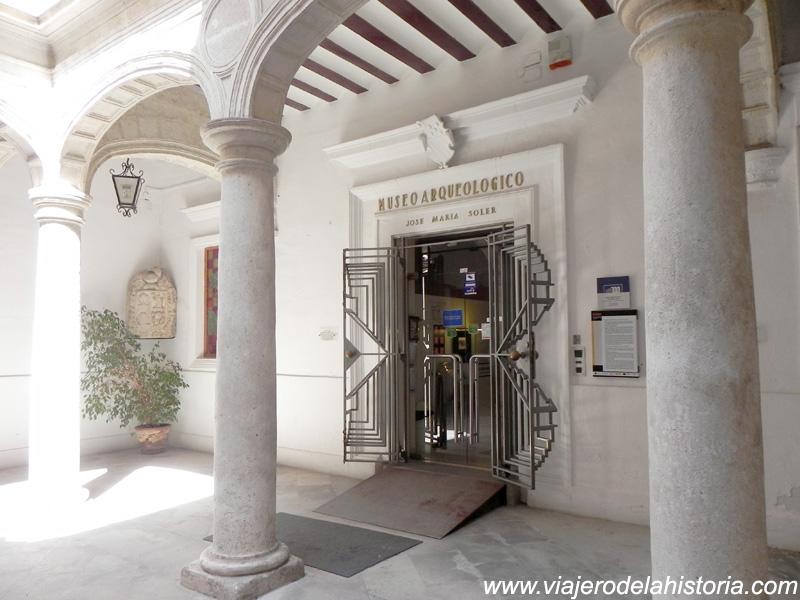 imagen de Entrada al Museo Arqueológico de Villena