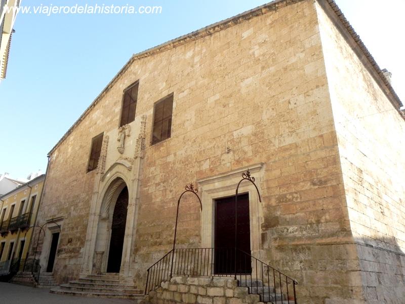 imagen de Fachada principal de la Iglesia de Santiago, Villena, Alicante