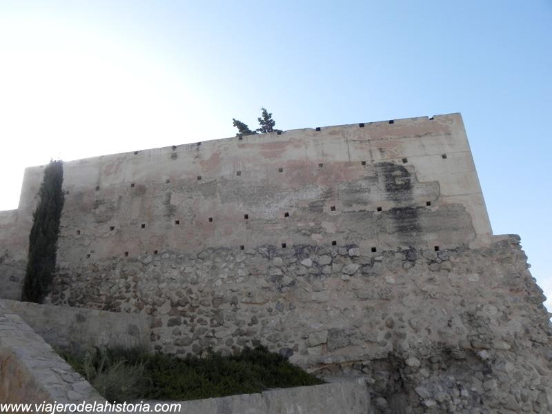 imagen de Restos de la muralla defensiva de Villena