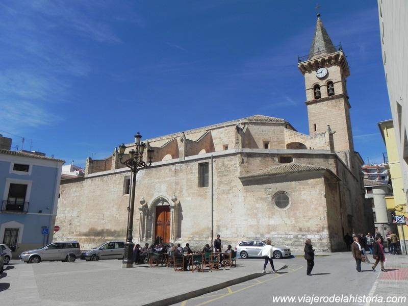 imagen de Iglesia de Santiago, Villena, Alicante