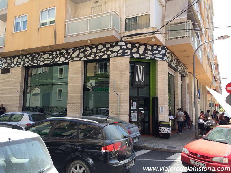 imagen de Titas Gastrobar, Villena, Alicante