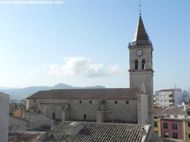 imagen de Iglesia de Santa María en Villena
