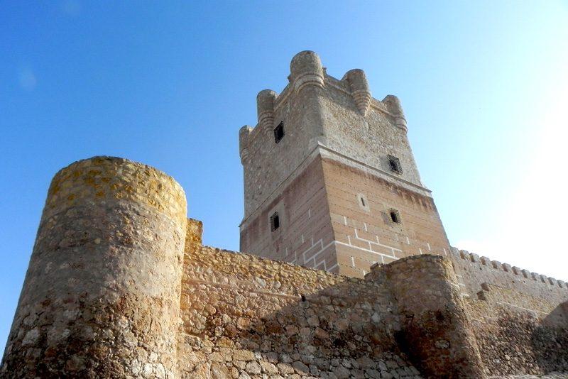 Castillo de Villena, Alicante