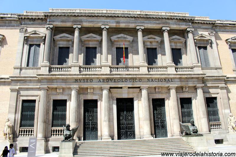 Museos y jardines de Madrid: Museo Arqueológico Nacional, Madrid, España