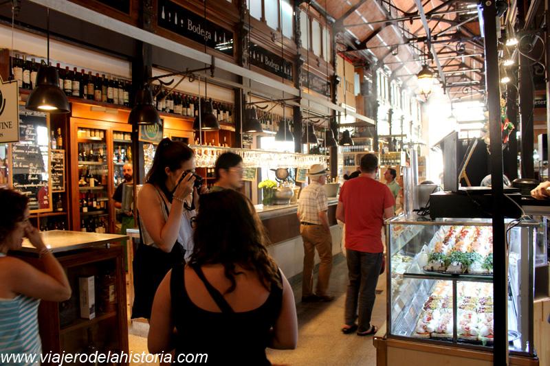imagen de Mercado de San Miguel, Madrid