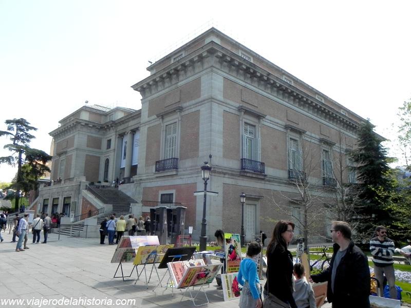Museos y jardines de Madrid: Museo del Prado, Madrid, España
