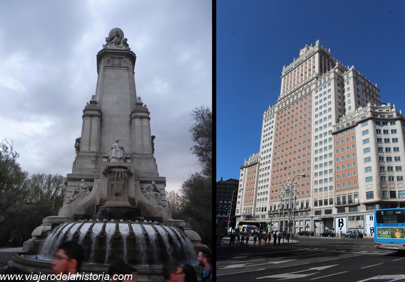 imagen de Plaza de España, Madrid