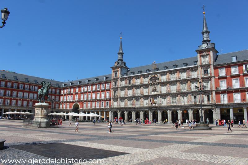 imagen de Plaza Mayor de Madrid