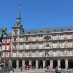 imagen de la casa de la panadería, Madrid