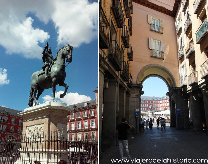imagen de Estatua de Felipe III, Madrid