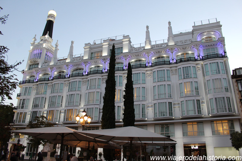 imagen de Plaza Santa Ana, Madrid, España