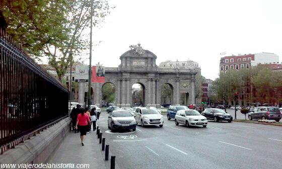 imagen de Puerta de Alcalá, Madrid, España