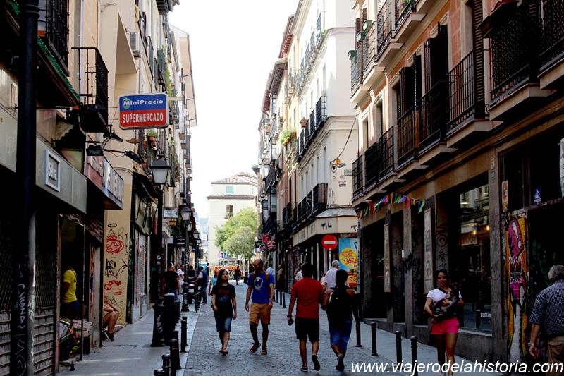imagen de Malasaña, Madrid, España
