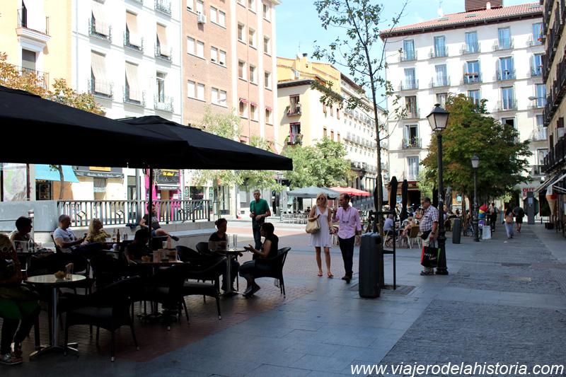imagen de Plaza de Chueca, Madrid, España