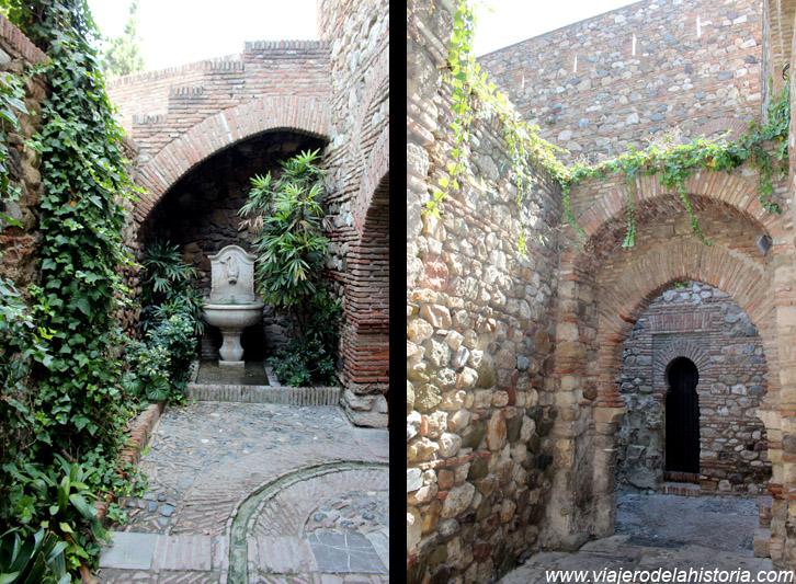 imagen de Paseando por los jardines de la Alcazaba de Málaga