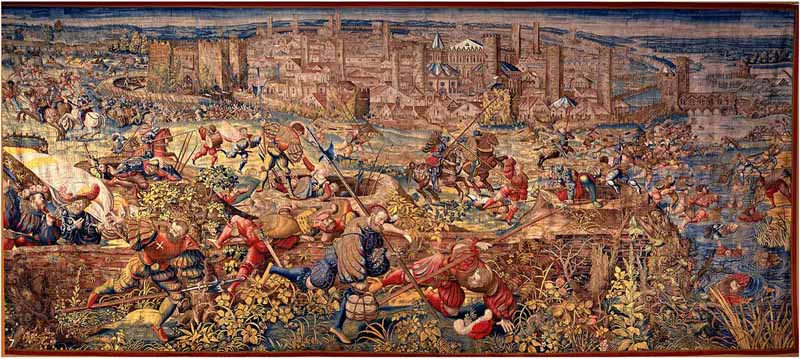 imagen de Batalla de Pavia