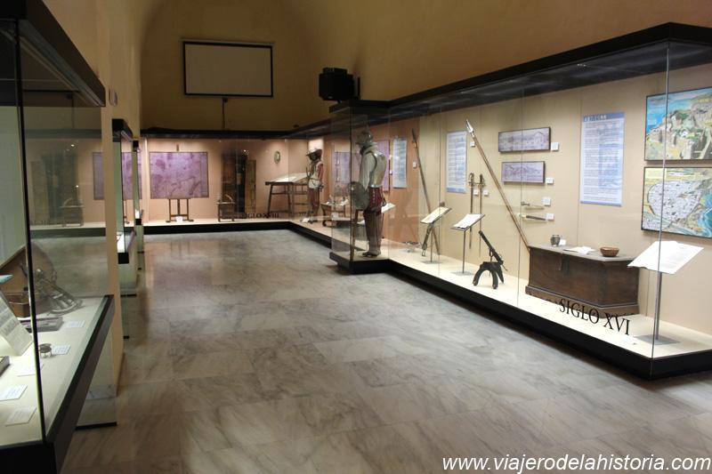 imagen del Centro de Interpretación del Castillo de Gibralfaro