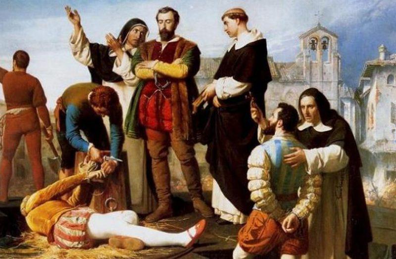 imagen de Ejecución de los Comuneros de Castilla