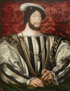 imagen de Retrato de Francisco I de Francia