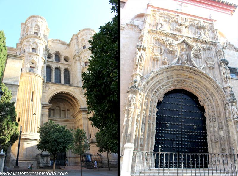 imagen de Puerta de las Cadenas y Puerta del Perdón o Portada del Sagrario