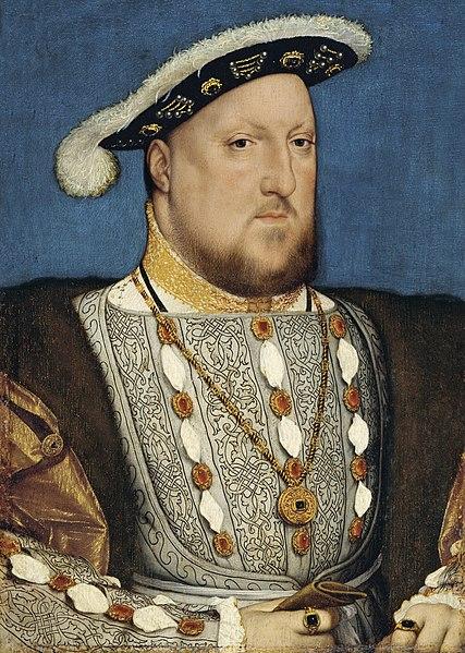 imagen de Retrato de Enrique VIII