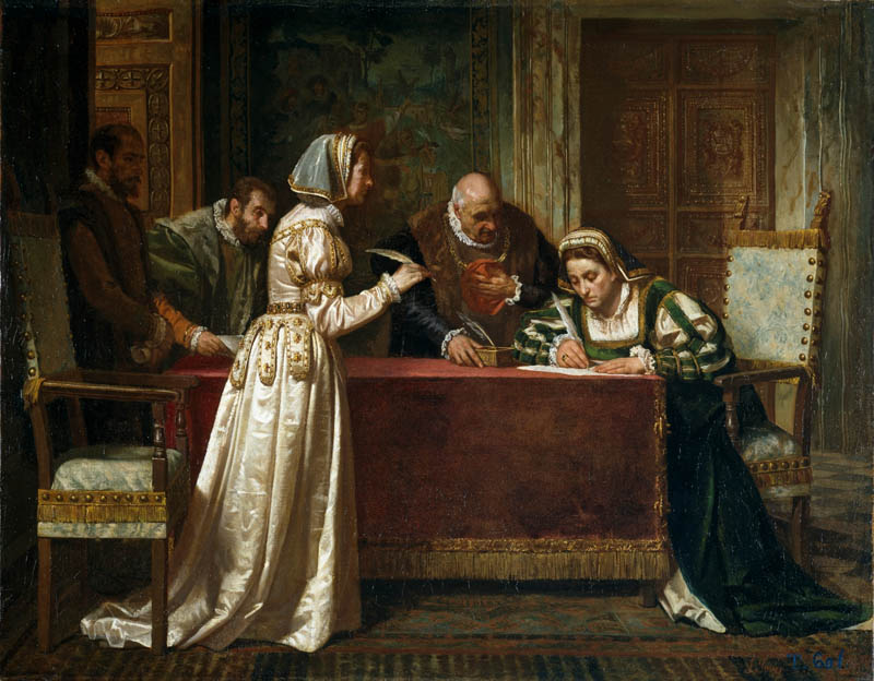 imagen de Tratado de Cambray