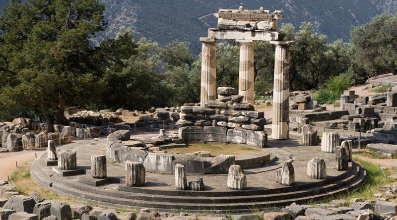 imagen de El Oráculo de Delfos
