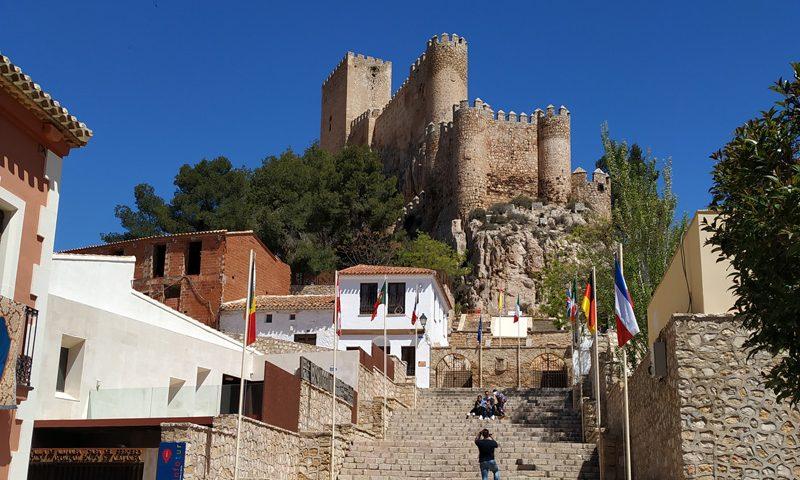 imagen del Castillo de Almansa