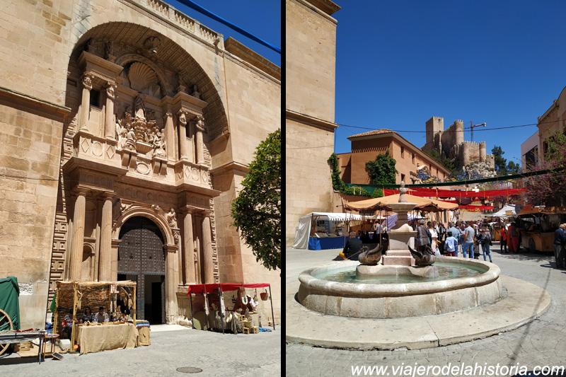 imagen de Iglesia de las Ascensión, Almansa, Albacete
