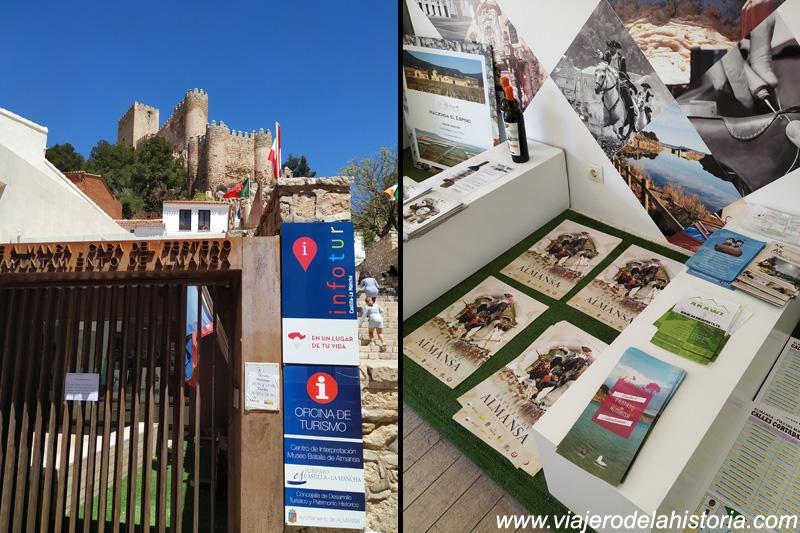 imagen de Oficina de Turismo de Almansa