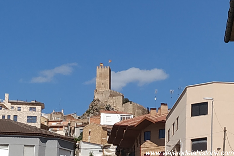 imagen del Castillo de Banyeres de Mariola