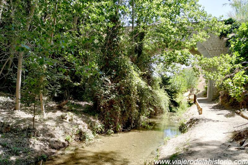 imagen de Ruta de los Molinos, Banyeres de Mariola