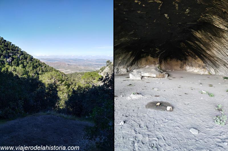 imagen de Cueva del Lagrimal, Villena, Yecla