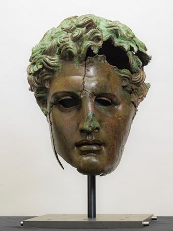 imagen de Demetrio I Poliorcetes (Museo del Prado)