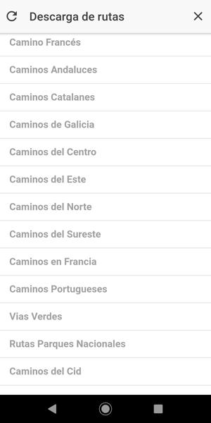 imagen de rutas de senderismo para descargar gratis