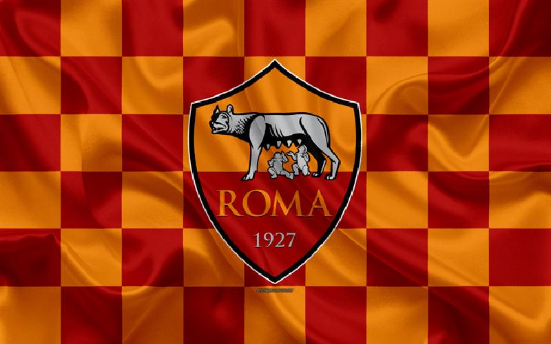 imagen logo AS ROMA