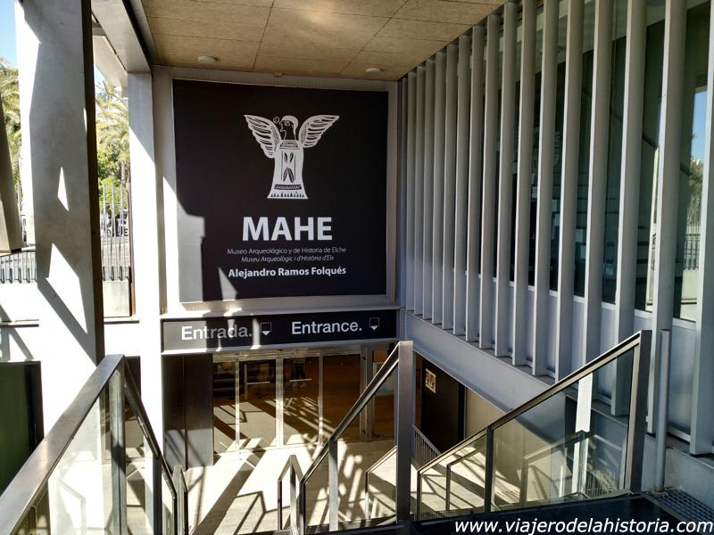 imagen de MAHE, Museo Arqueológico y de Historia de Elche, Alicante