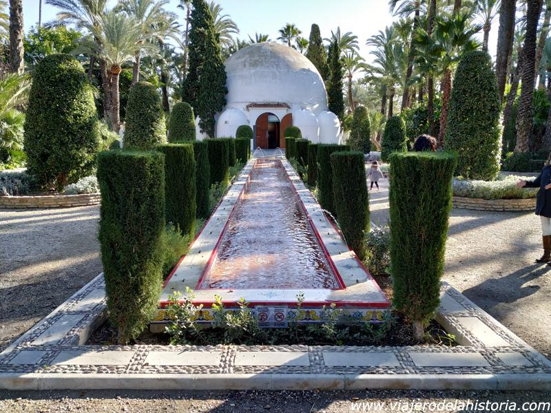 imagen de Parque Municipal de Elche, Alicante