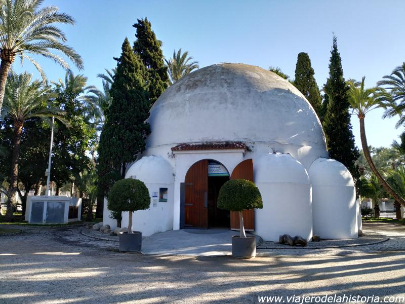 imagen de Centro de Recepción de Visitantes, Parque Muncipal, Elche
