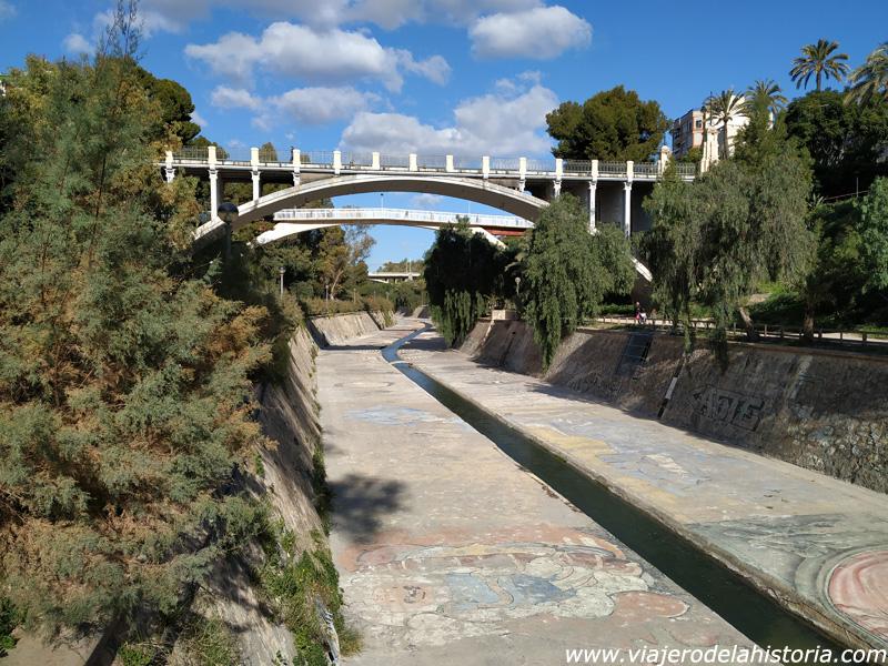 imagen de Cauce del Río Vinalopó, Elche, Alicante