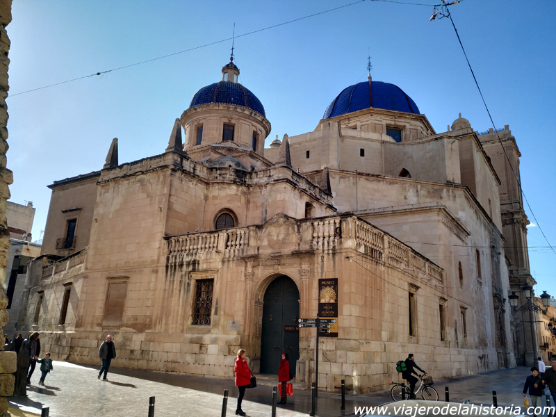imagen de Basílica de Santa María, Elche, Alicante