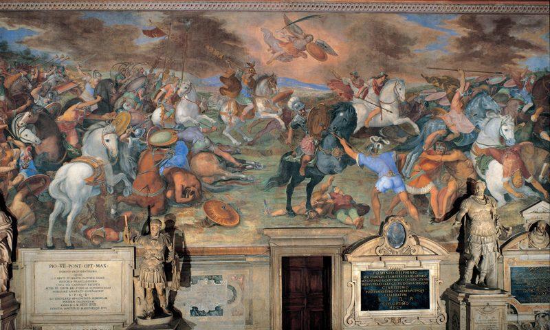 imagen de Batalla de Lago Regilo