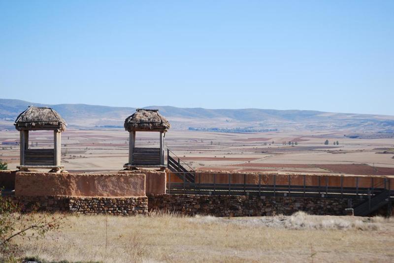 imagen de Yacimiento arqueológico de Numancia, Soria